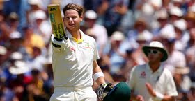 Steve Smith reveals what kept him going during Perth epic